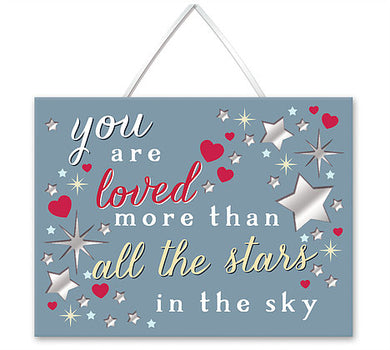 You Are Loved More Than All The Stars