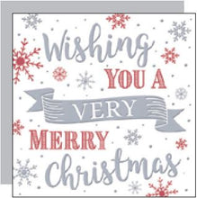 12 Christmas Cards: Merry Christmas & Happy New Year