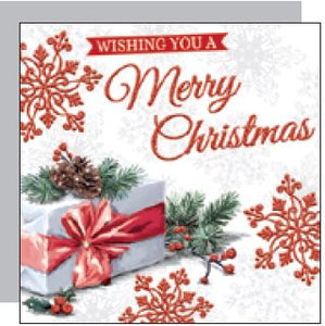 12 Christmas Cards: Merry Christmas Gifts