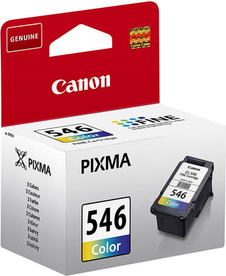 Canon 546 Tri-Colour Original Ink Cartridge
