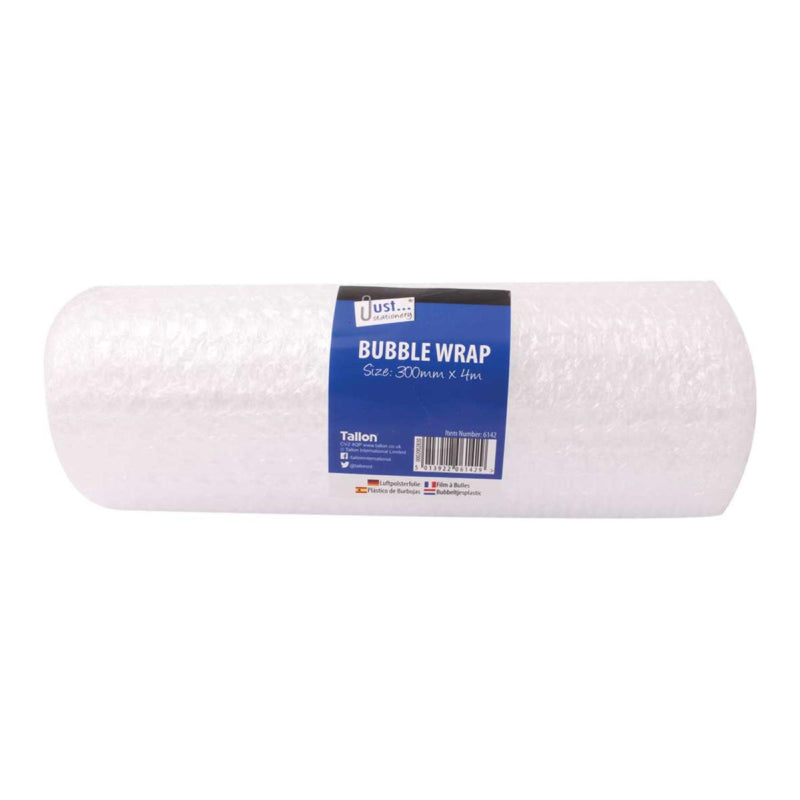 Bubble Wrap 4m x 300mm
