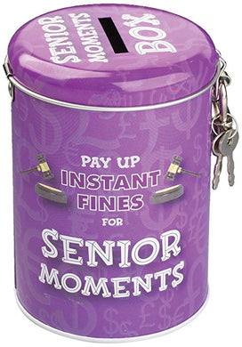 Fine Tin: Senior Moments