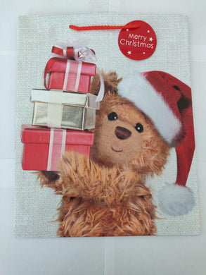 Teddy Bear Large Gift Bag