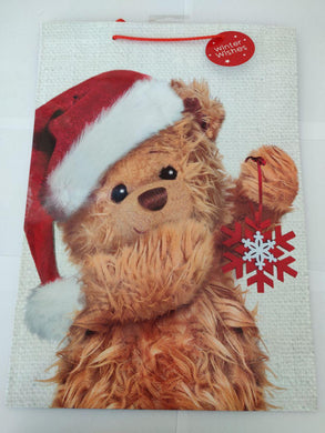 Teddy Bear Extra Large Gift Bag