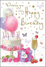 Cherished Moments Birthday Cards