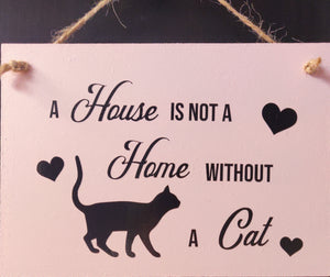 House without a cat