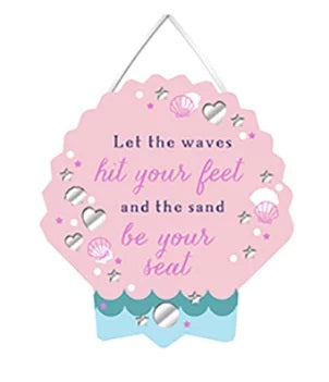 Let The Waves Hit Your Feet
