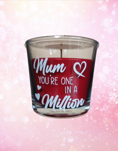 Large Candle: Mum in a Million