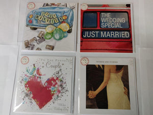 Noel Tatt: Square Wedding Day Range