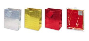 Pack of 3 Holographic Medium Bags