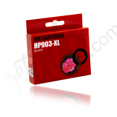 HP 903 XL Black Compatible Ink Cartridge