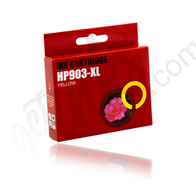 HP 903 XL Yellow Compatible Ink Cartridge