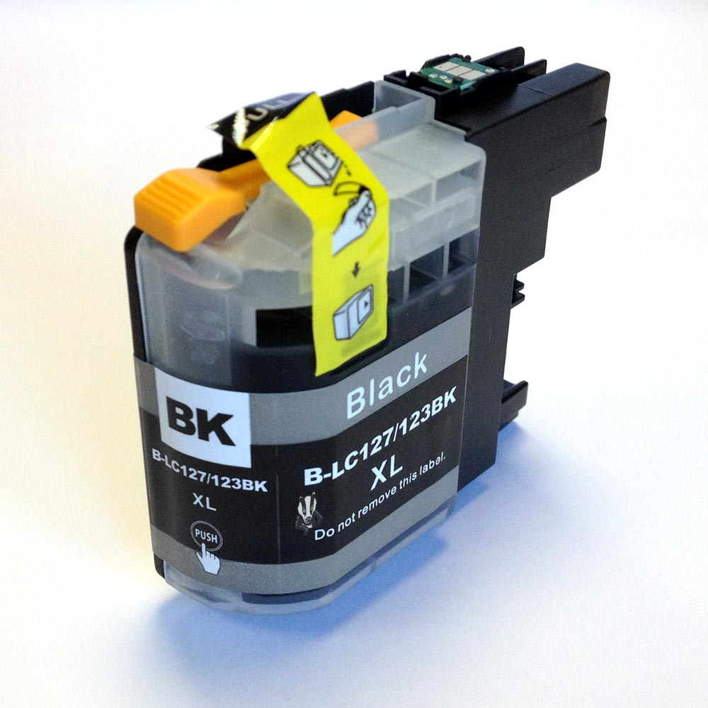 Brother LC123 XL Black Ink Cartridge