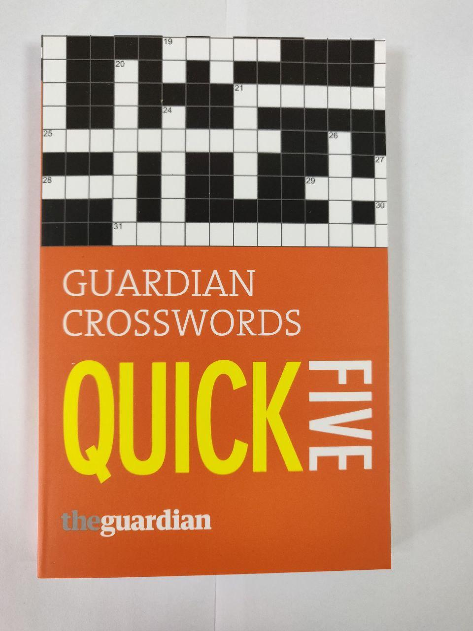 Guardian Crosswords Quick Five
