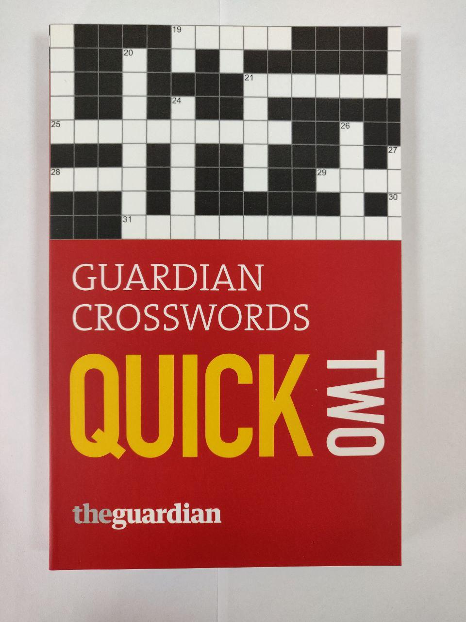 Guardian Crosswords Quick Two