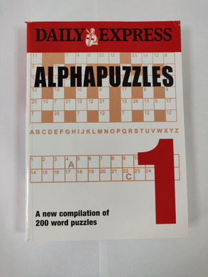 Daily Express Alphapuzzles 1
