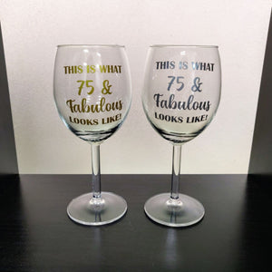 Wine Glass: 75 & Fabulous Looks Like