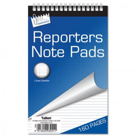 Reporters Notepad