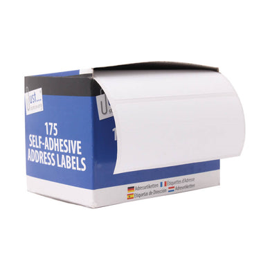 175 Self-Adhesive Address Labels