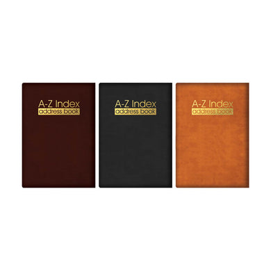 Pocket Executive Padded Address Book