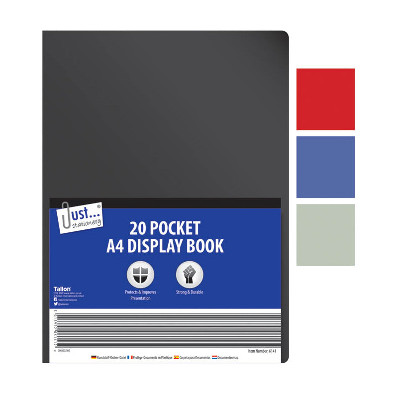 A4 Display Book