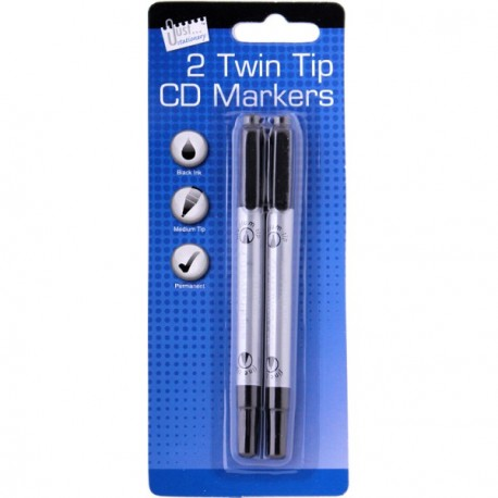 2 Twin Tip CD Markers