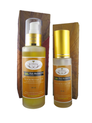 100% Pure Moringa Oil for Body and Hair - Bee Glorious