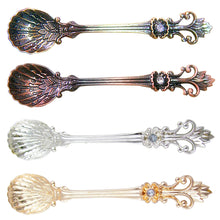 Load image into Gallery viewer, Classical Vintage Carved Scoop Spoon