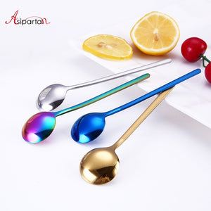 Rainbow Stirring Spoons