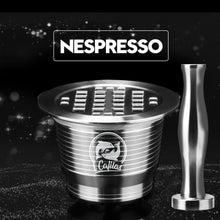 Load image into Gallery viewer, Premium Reusable Nespresso Coffee Capsule