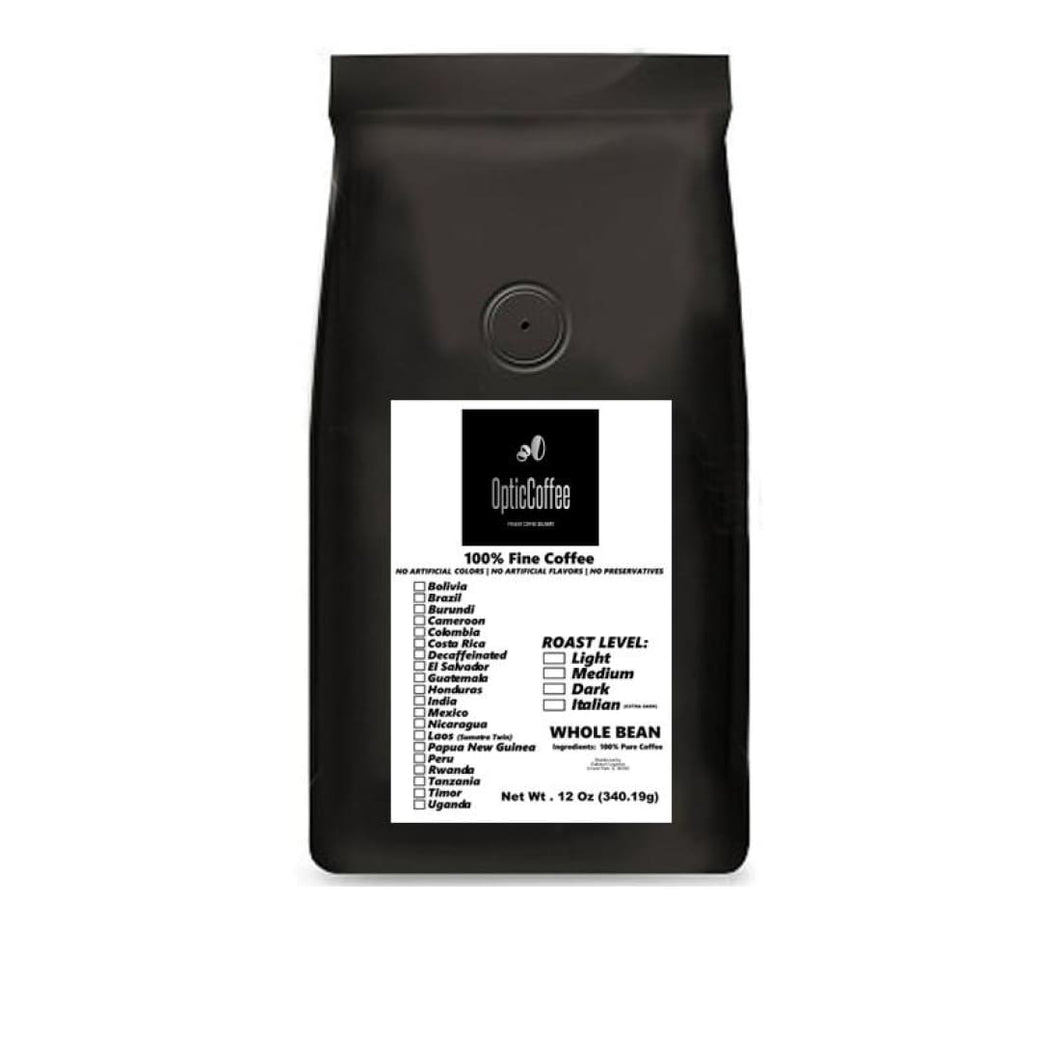 Honduras Single-Origin Coffee - OpticCoffee