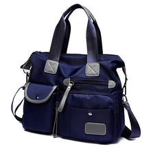 Load image into Gallery viewer, Water Resistant Nylon Tote Gym Yoga Pilates Shopping Crossbody Shoulder Bag 4 Colors Women Messenger Bag FREE SHIPPING