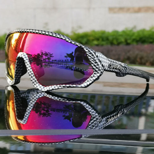 TR90 Cycling Sunglasses 5 LENS MTB Polarized Sports Cycling Glasses Goggles Bicycle Mountain Bike Glasses Men/Women Cycling Eyewear FREE SHIPPING