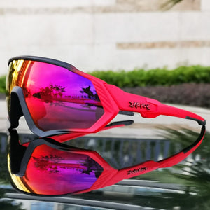 TR90 Cycling Sunglasses 1 LENS MTB Polarized Sports Cycling Glasses Goggles bicycle mountain bike glasses men/women cycling eyewear FREE SHIPPING