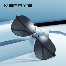 Load image into Gallery viewer, MERRYS DESIGN Men Classic Pilot Sunglasses Aviation Frame HD Polarized Sun glasses For Men Driving UV400 Protection