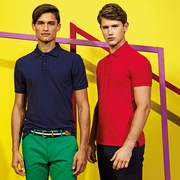 Asquith & Fox Infinity Stretch Polo. AQ004