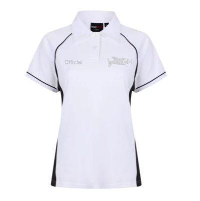 Market Harborough Swim Club Women's Officials Polo Shirt