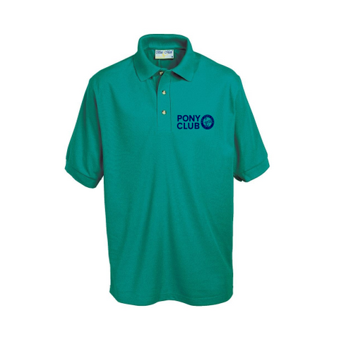 Cury Pony Club Polo Shirt