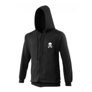 Just hoods by Awdis zoodie with penzance swim club logo
