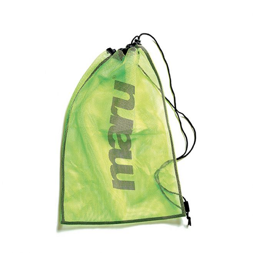 Maru mesh bag lime