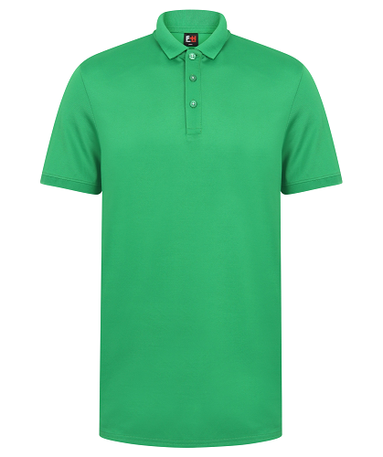Finden & Hales Contrast Panel Polo