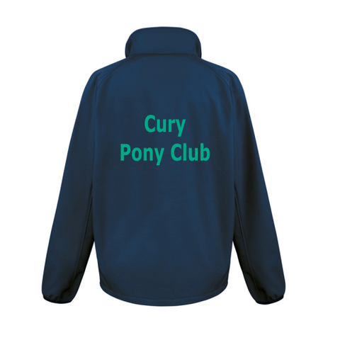 Cury Pony Club Jacket- Unisex