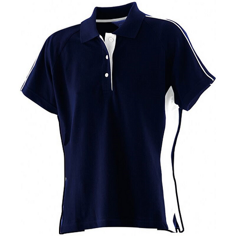 Finden Hales Women's Sports Polo. LV323