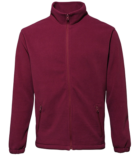 2786 Full-zip Fleece Jacket. TS014