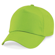 beechfield Junior 5 Panel Cap. BC10B