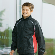 Finden & Hales Children's Showerproof Training Jacket