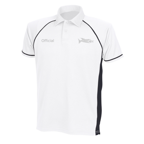 Finden Hales Polo with Market Harborough Swim Club Logo