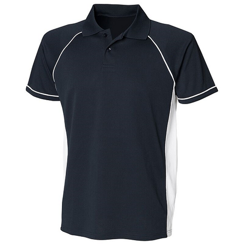 Finden Hales Panel Performance Polo. LV310