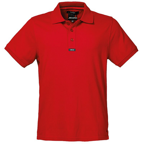 Musto Team Pique Polo Shirt. MU005