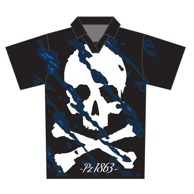 Penzance swim club sublimated multi sport stop